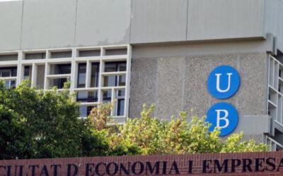 Baldó Constructora a la Universitat de Barcelona.