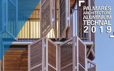 Obra de Baldó Constructora guanyadora del Premi Technal.