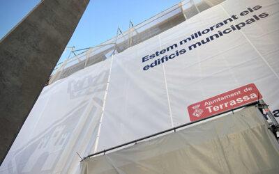 BSO realitza obres per a l'Ajuntament de Terrassa.